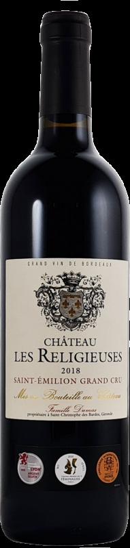 Saint Emilion vin grand cru