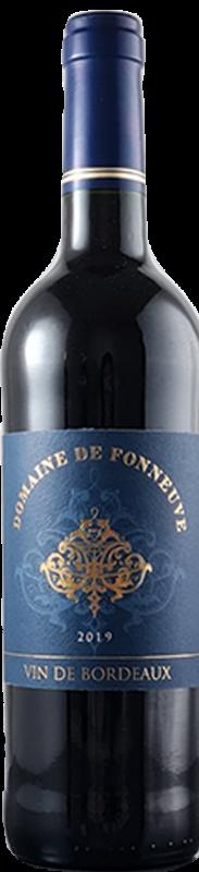 vin rouge bordeaux entre-deux-mers