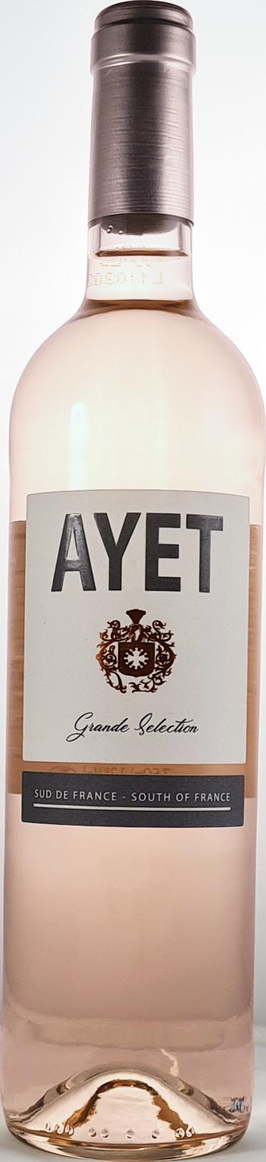 vin rosé languedoc