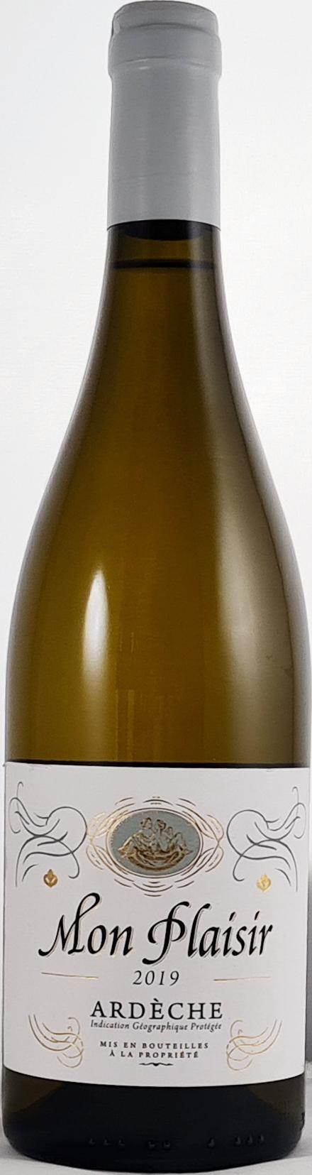 vin blanc igp ardeche