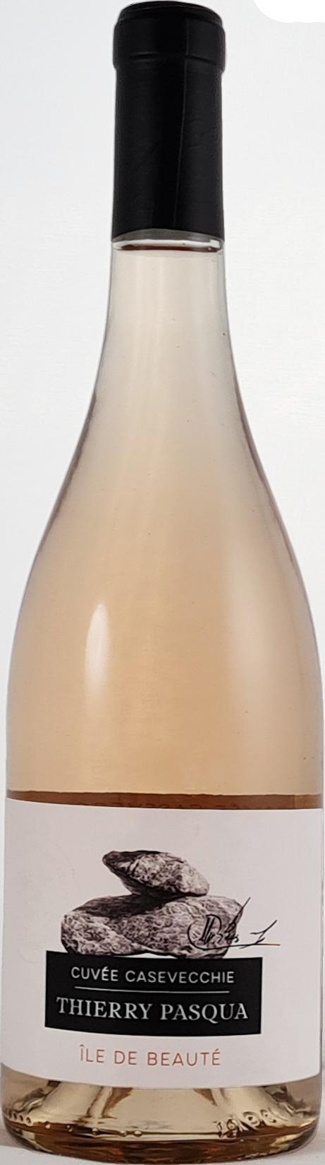 vin rosé vin corse ile de beauté