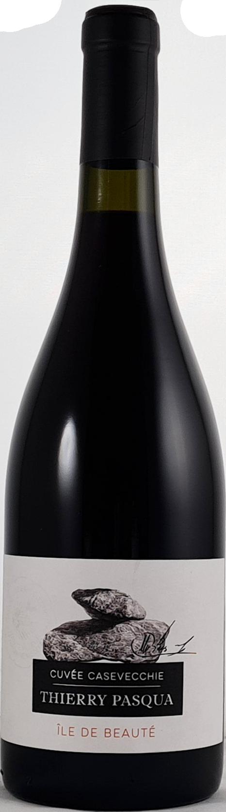 vin rouge vin corse