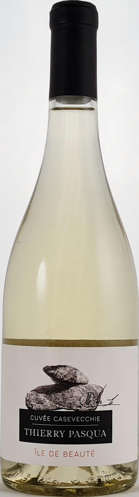 vin blanc corse igp ile de beauté