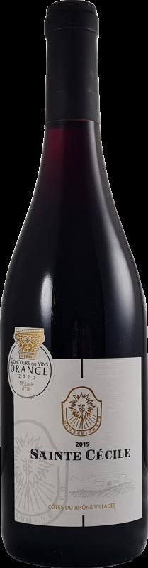 côtes du Rhône villages achat vin rouge