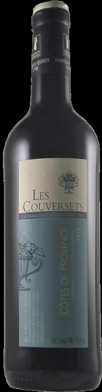 vin roge côtes de provence